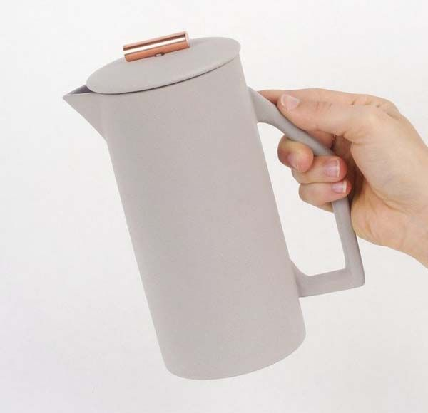 Ceramic French Press Pot