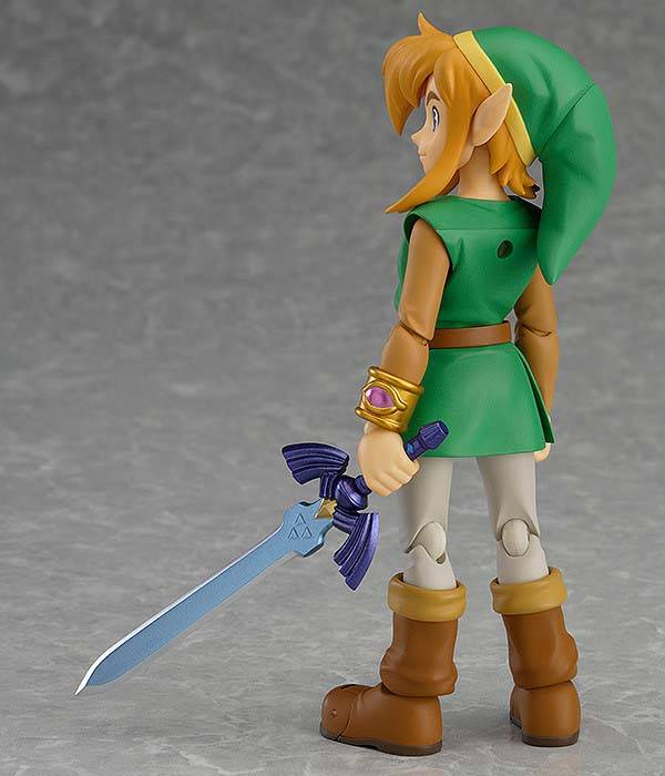 The Legend of Zelda: A Link Between Worlds Link Action Figure