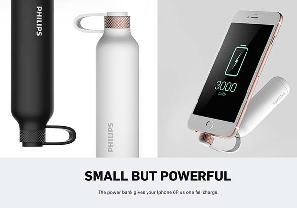 The Philips Power Potion 3000 Is An Elegant Concept Power