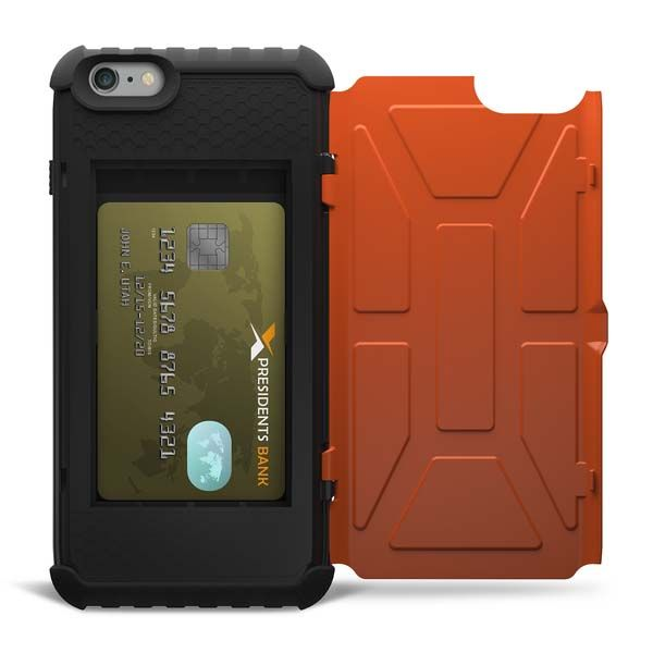 Urban Armor Gear Card iPhone 6s/ 6s Plus Case