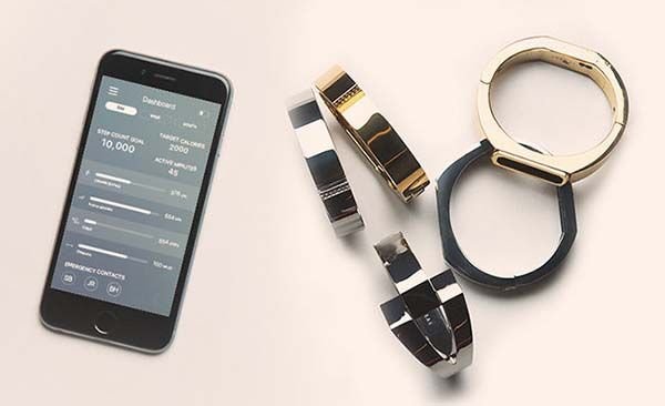 WiseWear Socialite Fitness Tracker Equipped Smart Bracelets