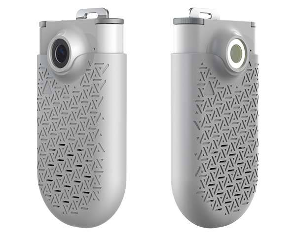 ZAGG Now Cam Action Camera with Bluetooth Speaker