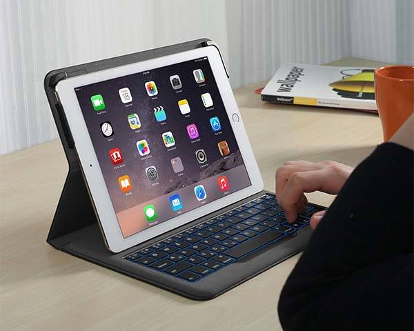 Anker Backlit iPad Air 2 Keyboard Case