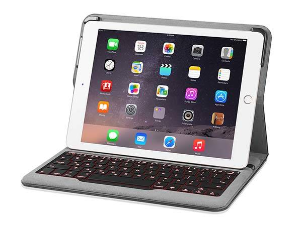 Anker Backlit Ipad Air 2 Keyboard Case With 7 Backlight