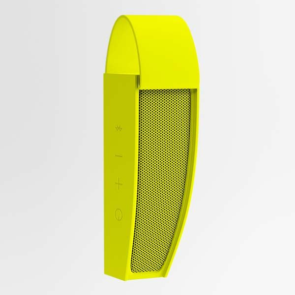 Banano Banana Inspired Portable Bluetooth Speaker