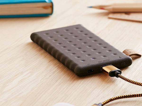 Chocolate Waffle Power Bank
