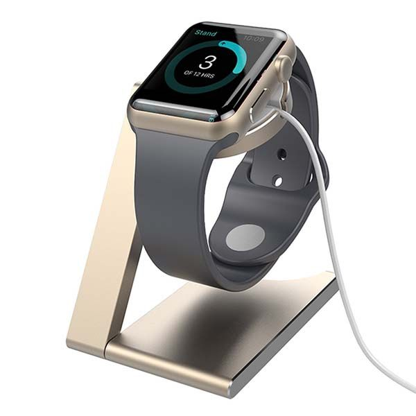 Foldable Aluminum Apple Watch Charging Stand