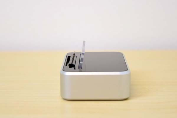 Energy Dock Portable iPhone Charging Station with Backup Battery