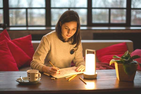 Fotogen App-Enabled Portable Smart LED Lamp