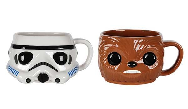 Funko Pop! Home Star Wars Ceramic Coffee Mugs