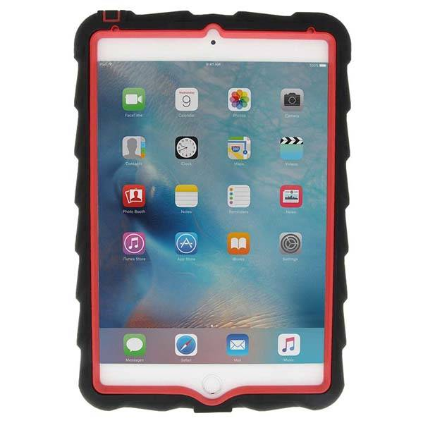 Gumdrop Hideaway iPad Mini 4 Case with Stand and Screen Shield