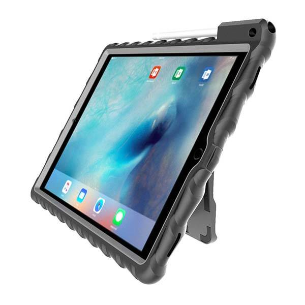 Gumdrop Hideaway Rugged iPad Pro Case with Apple Pencil Holder and iPad Stand