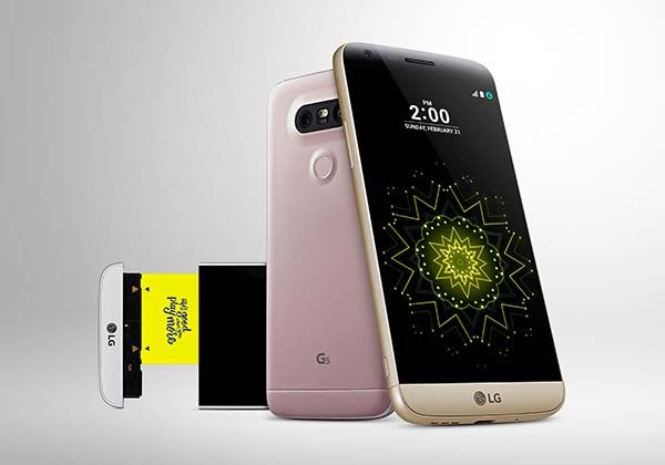 LG G5 Modular Smartphone Has Multiple Optional Modules