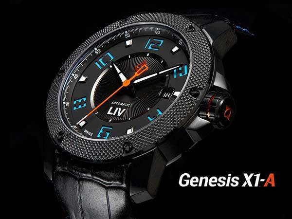 LIV Genesis X1-A Swiss Made Automatic Watch