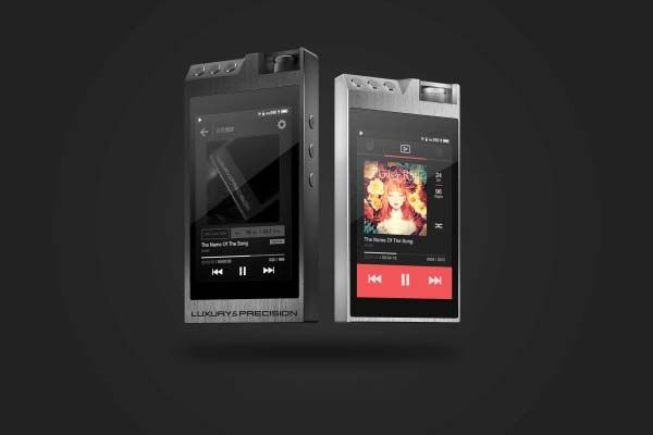 Luxury & Precision L3 Portable Digital Music Player
