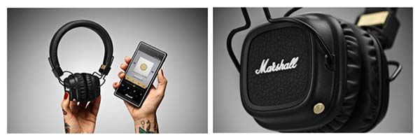 Marshall Major II Bluetooth Headphones