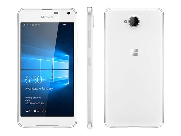 Microsoft Lumia 650 Entry-Level Windows 10 Smartphone