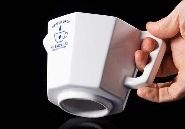 No Pressure Coffee Dripper