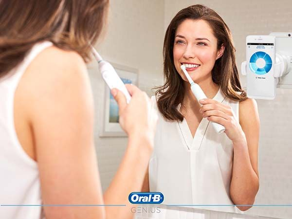 Oral-B Genius Smart Electric Toothbrush