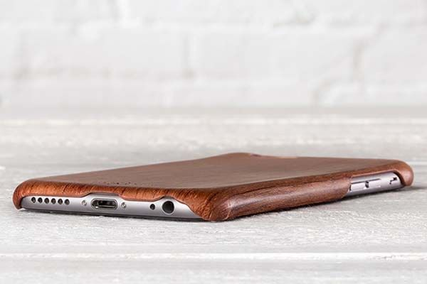 Pad&Quill Woodline iPhone 6s/ 6s Plus Wooden Case