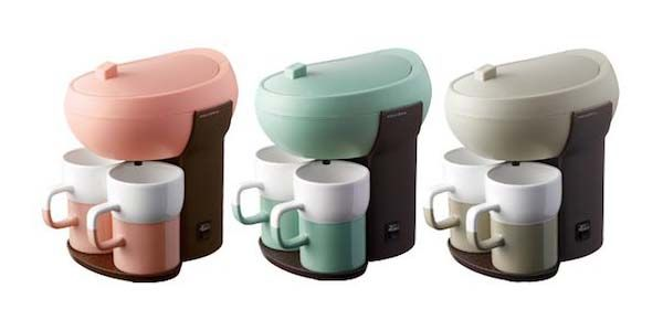 Recolte Kaffe Duo Paus Coffee Machine