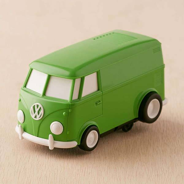 Record Runner VW Van Portable Vinyl Record Player