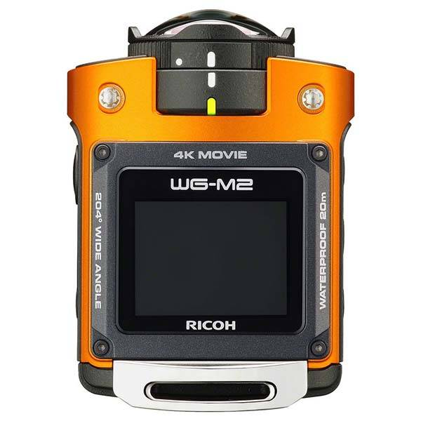Ricoh WG-M2 Waterproof Action Camera