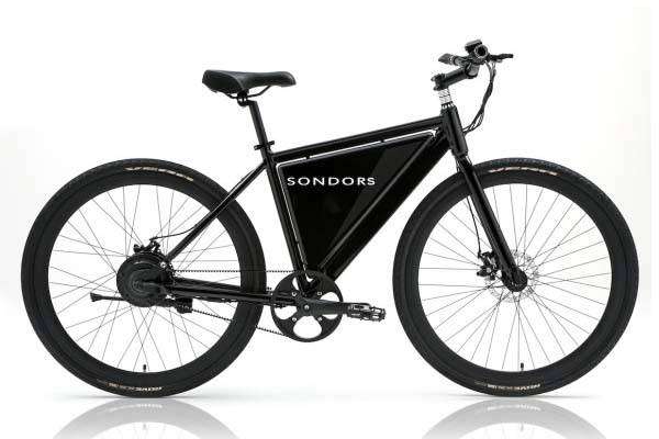 Sondors THIN Lightweight Electric Bike