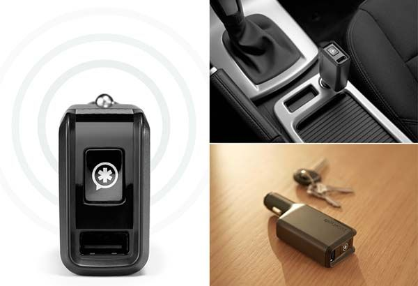Splitsecnd Smart Emergency Assistance Keep You Safer in the Car