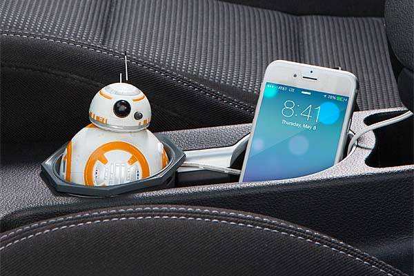 Star Wars BB-8 USB Car Charger