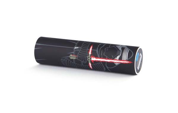MimoPowerTube2 Star Wars Kylo Ren Power Bank
