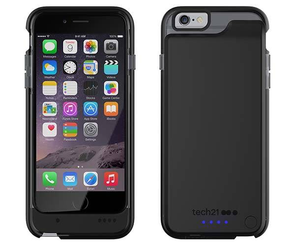 Tech21 Evo Endurance iPhone 6s Battery Case