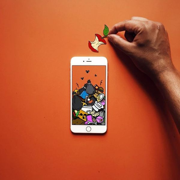 The Awesome Photos Show Us a More Useful iPhone