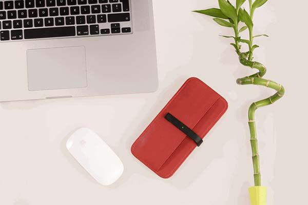 Connected Sleeve Phone Case with Integrated Power Bank and Wireless Charger