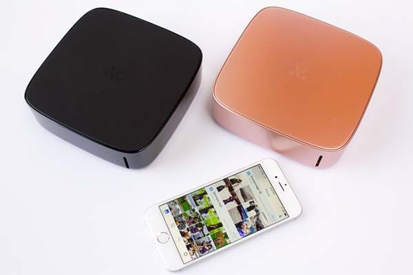 Monument Personal Cloud Device Syncs and Organizes Photos and Videos from Smartphones and Cameras