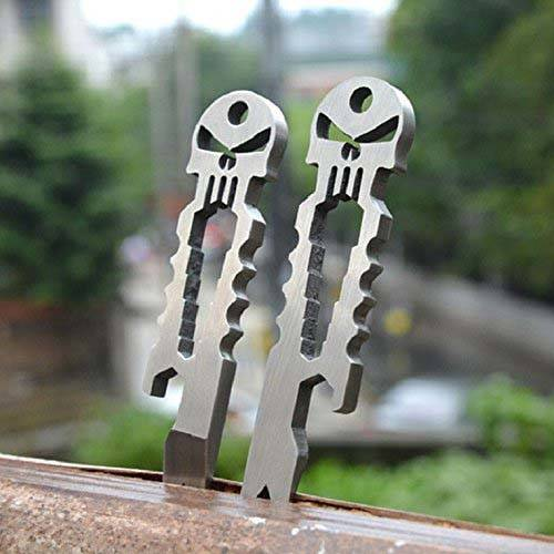 Skull Stainless Steel Multi-Tool