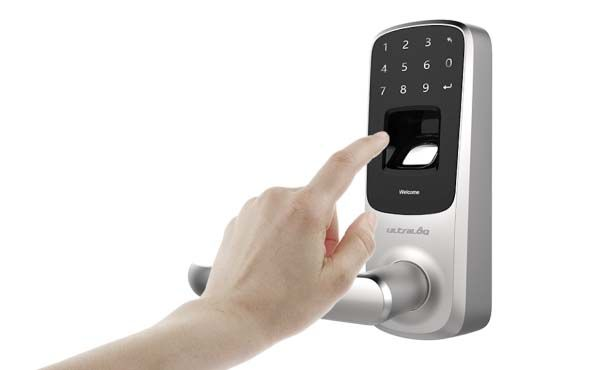 Ultraloq UL3 BT Smart Lock