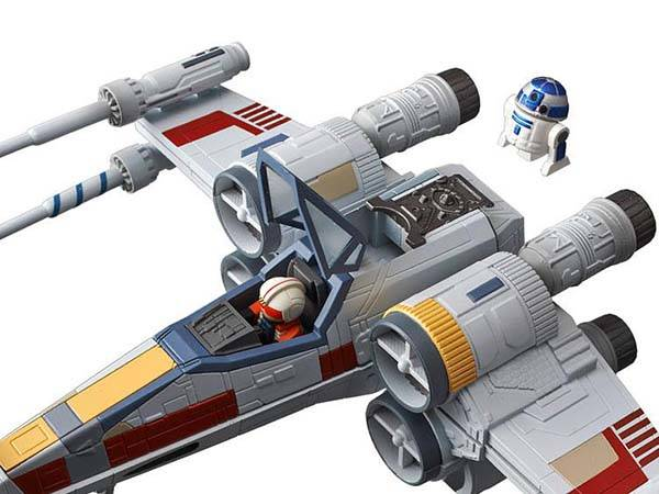 Variable Action D-Spec Star Wars X-wing Fighter Miniature