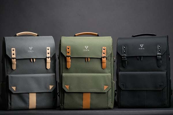 VINTA S | Series Travel and Camera Bag