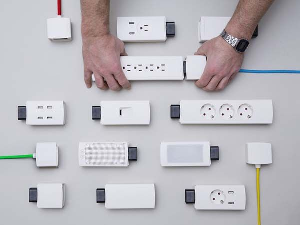 YOUMO Modular Power Strip