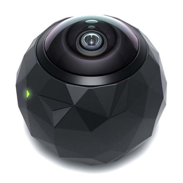 360fly Spherical 360-Degree Action Camera