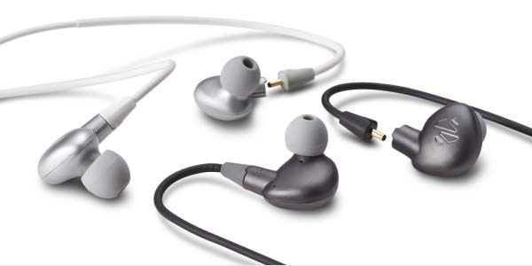 Aero Digital Earbuds with Built-in Amplifier, HiFi DAC and Detachable Driver Modules