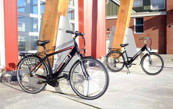 Ampere and Surge Electric Bikes