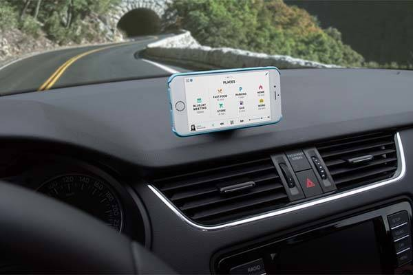 Bluejay App-Enabled Smart Car Mount for Smartphones