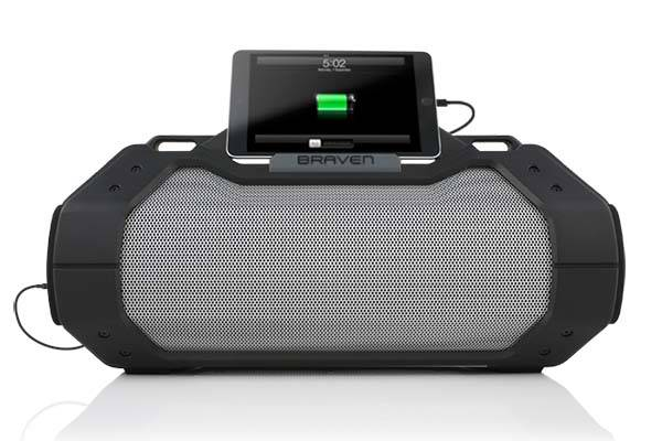 Braven BRV-XXL Bluetooth Speaker with Power Bank and IPX5 Waterproof Rating