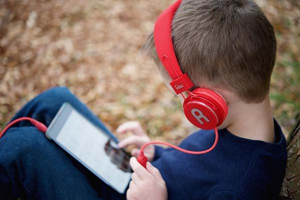 Chill Volume Limited Wired Headphones for Kids