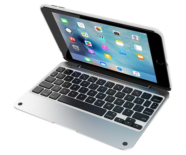 ClamCase Pro iPad Mini 4 Keyboard Case