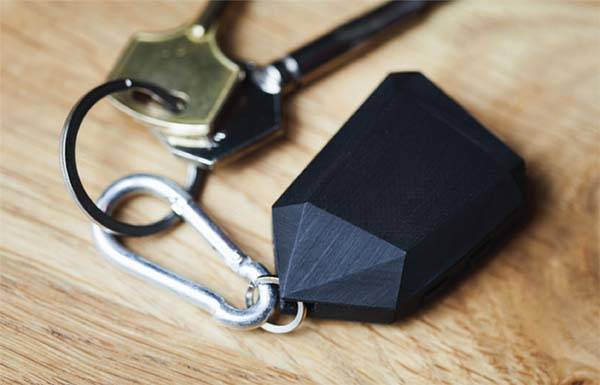 CoalBit Mini Power Bank with Bluetooth Tracker