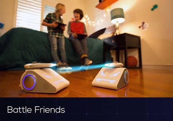 Codeybot Programmable Robot Teaches Kids Coding