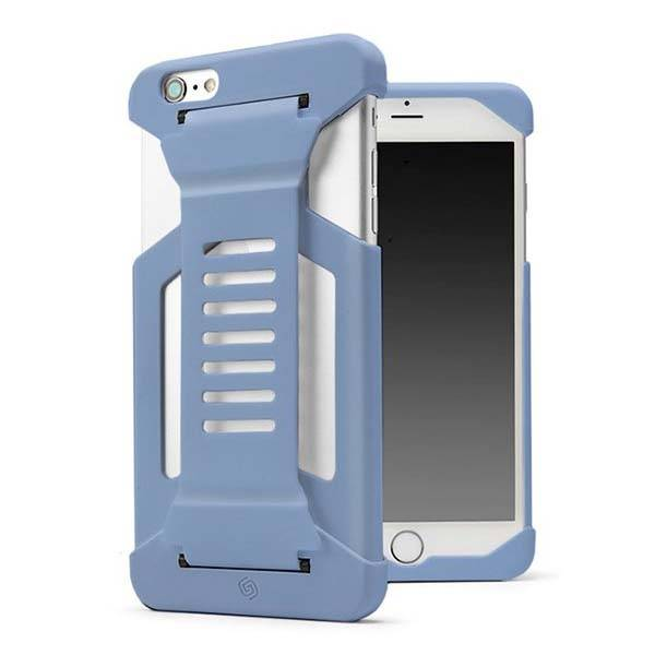 GettaGrip iPhone 6s/6s Plus Case with an Integrated Band for Flexible and Secure Grip